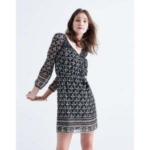 Madewell 8 Woodland Dress
